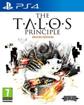 The Talos Principle: Deluxe Edition - PS4