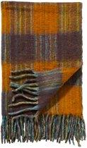 Damai Mali - Plaid - 130 x 170 - Yellow