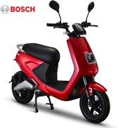 IVA E-GO S4 Elektrische Scooter Rood 25 km/h