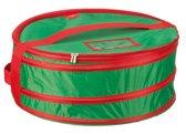 Sunware Kersttas - voor kleine kerstkrans - Ø450x180mm