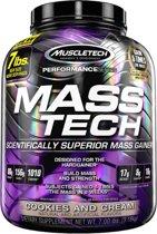 Muscletech Mass-Tech-3200-Cookies & Cream