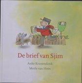 Boek cover Taaltrapeze 2 - De brief van Sjim van Anke Kranendonk