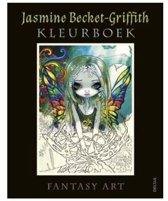 Jasmine Becket-Griffith kleurboek