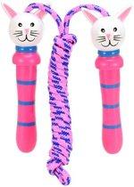 Toi-toys Springtouw Poes Met Muziek 2.10 M