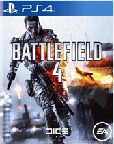PS4 Battlefield 4 Limited Edition