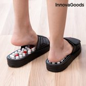 InnovaGoods Acupunctuurslippers L  - Maat One size