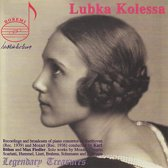 Legendary Treasures - Lubka Kolessa