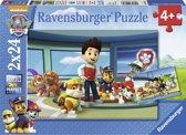 Ravensburger Paw Patrol Hulpvaardige speurneuzen Twee puzzels van 24 stukjes