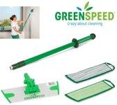 Greenspeed vlakmopset voor glas en wanden