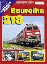 EK-Special 109. Baureihe 218