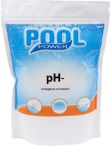 Pool Power pH-Min Granulaat 500gr