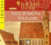 JS Bach: Vocal Works Vol. 1