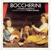 Boccherini: 3 String Quintets