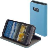 Blauw slim booktype voor de HTC One M9