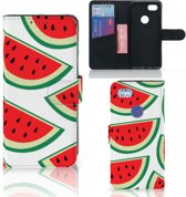 Google Pixel 3A XL Book Cover Watermelons