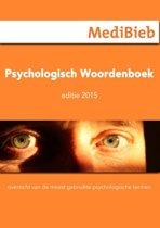 MediBieb 1 - Psychologisch woordenboek