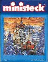 Ministeck Schloss Neuschwanstein 9500 Delig