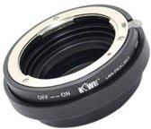 Kiwi Photo Lens Mount Adapter (LMA-PK(A)_M4/3)