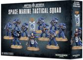 Warhammer 40.000 - Space Marine Tactical Squad