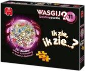 Wasgij Destiny 11 Kantoor - Puzzel - 1000 stukjes
