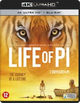 Life Of Pi (4K Ultra HD Blu-ray)