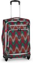 Kipling Youri Spin 55 Handbagagekoffer 55 cm Tropic Palm CT