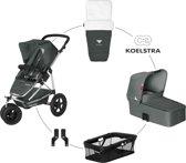 Koelstra Mambo Daily Pack - Kinderwagenset - Grijs