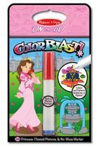 Colorblast! Princess: Activity Books - On the Go