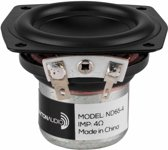 Dayton Audio ND65-4 2-1/2 Aluminum Cone Full-Range Driver 4 Ohm