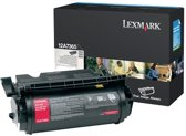 LEXMARK Toner black 32000pages redelivery cartridge T632 T634