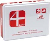 Verbanddoos - 4-Care - EHBO - 35-Delig