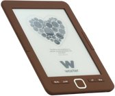 Woxter Scriba 195 6'' 4GB Chocolade e-book reader