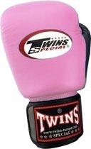 Twins BGVL-3 Boxing Gloves Roze / Zwart-10 oz.