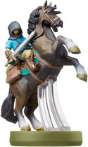 Nintendo amiibo Legend of Zelda Collection Link Rider Breath of The Wild Figuur - 3DS + Wii U + Switch