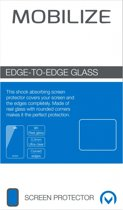 Mobilize Edge-To-Edge Glass Screen Protector Apple iPhone 7/8 White