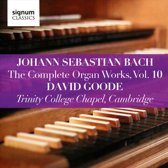 Johann Sebastian Bach: The Complete Organ Works, Vol. 10