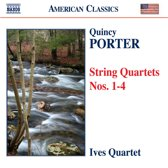 Ives Quartet - String Quartets Nos.1-4