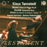 Piano Concert No.23/Symph.No.8/Katc
