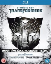 Transformers Trilogy (Blu-ray)