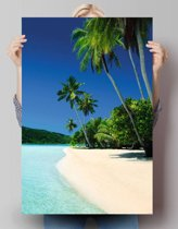 Reinders Poster Bounty Beach - Poster - 61 × 91,5 cm - no. 16918