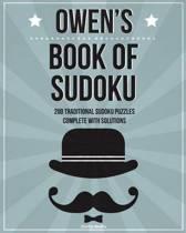 Owen's Book of Sudoku