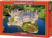 Château of the Loire Valley puzzel 1000 stukjes