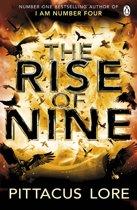 Omslag van 'The Rise of Nine'