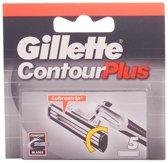 Olay Gillette Contour Plus Refill 5 Units