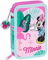 Disney Minnie Mouse Spring Palms - Gevuld etui - 28 stuks - Multi