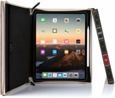 BookBook Case iPad Pro 12.9 (2018) tablethoes - Donkerbruin