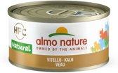 Almo Nature Cat Orange Label Bio Kalf/groente