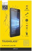 AVANCA Beschermglas Microsoft Lumia 950 Transparent - Screen Protector - Tempered Glass - Gehard Glas - Ultra Dun - Protectie glas