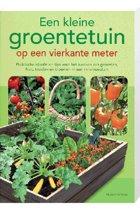 Een kleine groentetuin op een vierkante meter
