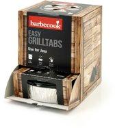 Barbecook Grilltabs - 3 stuks - Zwart